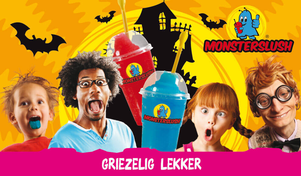 Monsterslush | Carousel groepsfoto