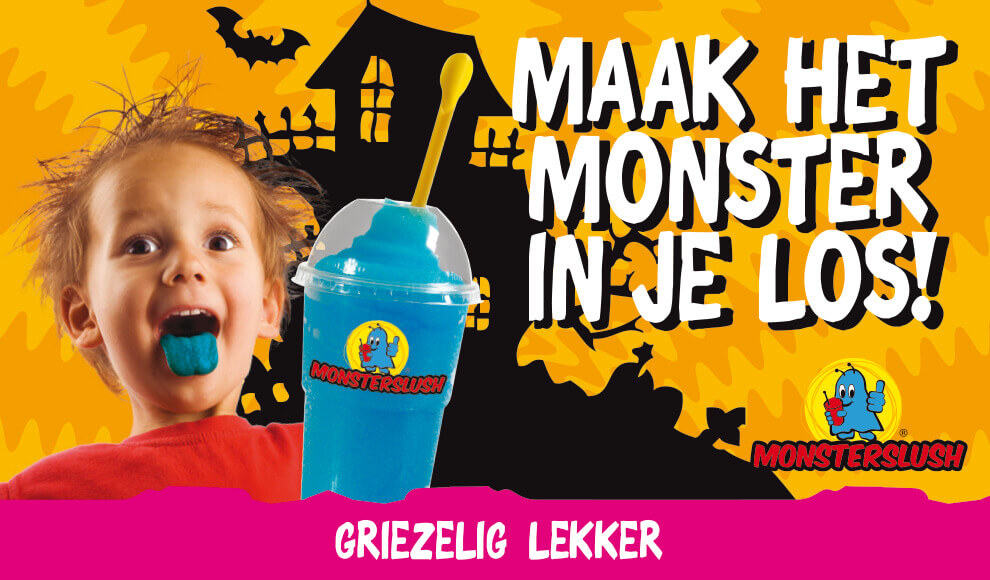 Monsterslush | Carousel jongen