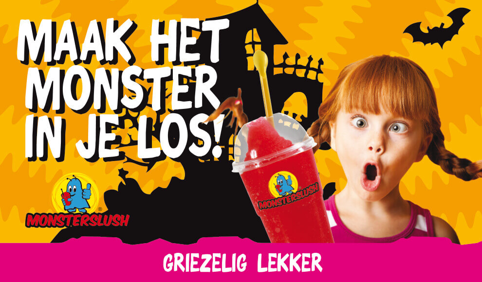 Monsterslush | Carousel meisje