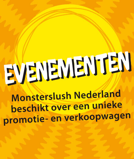 Monsterslush | Button evenementen