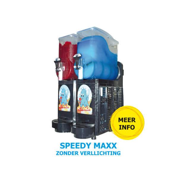 Monsterslush | Speedy Maxx zonder verlichting