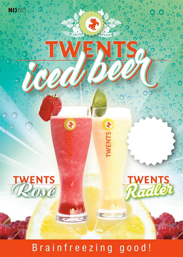 Monsterslush | Twents Iced Beer